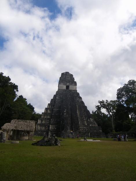 Templo del Gran Jaguar